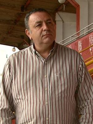 Sérgio Cruz, presidente do Batatais (Foto: Reprodução EPTV)