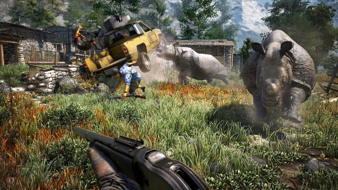 Far Cry 4 (Foto: Foto: Divulgação)