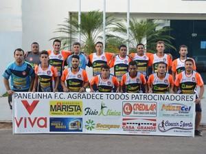 Panelinha FC representa MT naTaça Brasil (Foto: Divulgação)