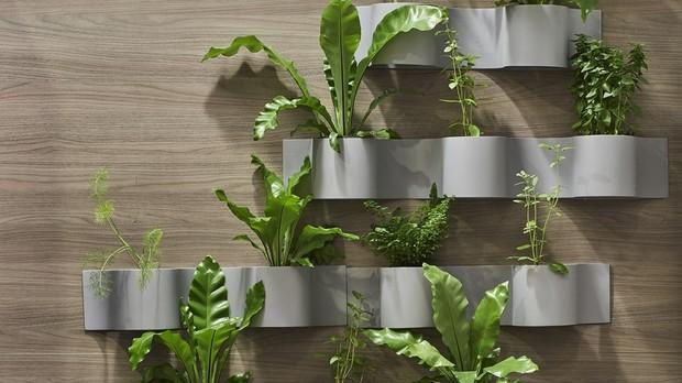 Cozinha , design feito para viver, horta (Foto: Divulgao/Lder)