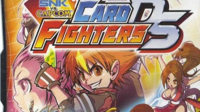 Séries famosas com jogos de cartas: SNK vs Capcom Card Fighters (Foto: Divulgação/Capcom)