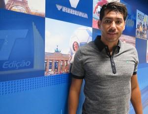 Rodrigão, gerente de futebol da Briosa (Foto: Antonio Marcos)