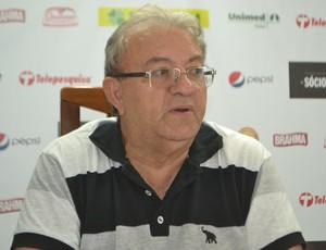 ABC Judas Tadeu, presidente (Foto: Jocaff Souza/GloboEsporte.com)
