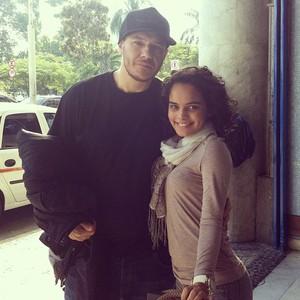 Carol Macedo e Chorão (Foto: Reprodução_Instagram)