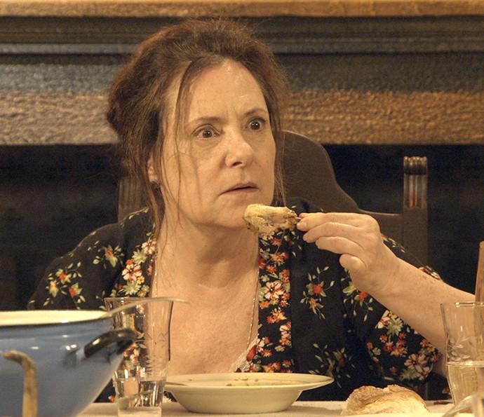 Cunegundes não quer que Mafalda vá para o convento (Foto: TV Globo)