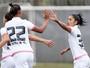 Sereias da Vila goleiam o Mixto por 10 a 0 na estreia da Copa do Brasil