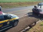 Homem morre após carro capotar na BR-285 em Passo Fundo, RS
