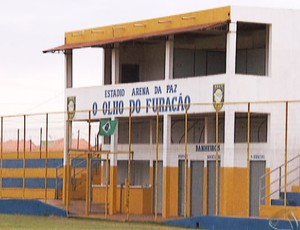 Olho do Furacão (Foto: Reprodução/TV Morena)