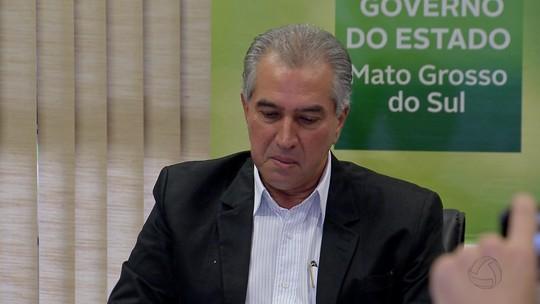 Governador de MS diz que citação na delação da JBS é retaliação à mudança na política de incentivos