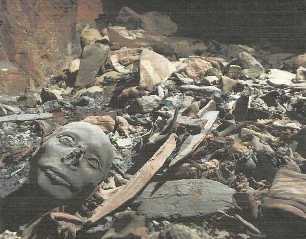 Cerca de 50 múmias são descobertas no Vale dos Reis do Egito