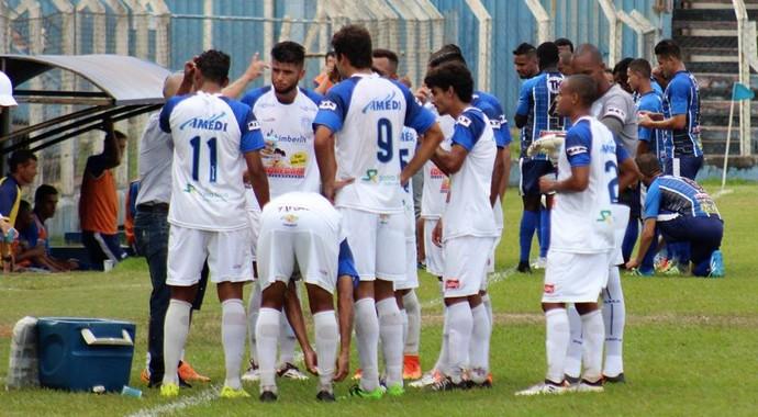 Monte Azul Série A3 (Foto: Divulgação / Atlético Monte Azul)