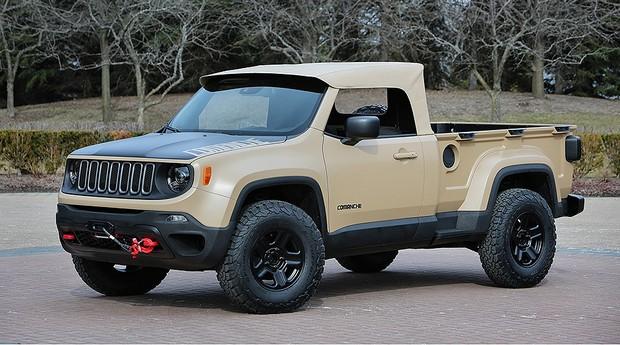 Jeep Comanche (Foto: FCA)