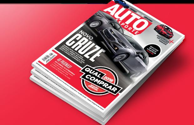 Revista Autoesporte de junho de 2016 (Foto: Autoesporte)