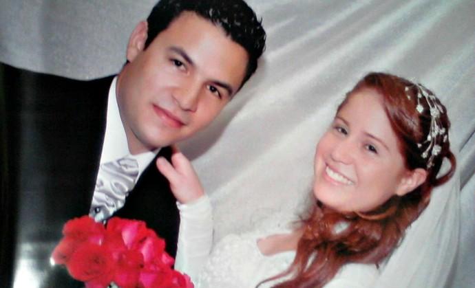 Kesia Camargo Dias e Lucas Dias, de Passo Fundo (Foto: Arquivo Pessoal)