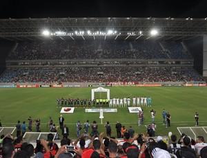 Santos x Flamengo (Foto: Christian Guimarães)