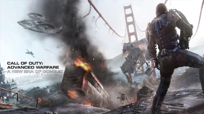 Call of Duty: Advanced Warfare da Activision deverá ser um dos maiores títulos da E3 2014 (Foto: videogamesblogger.com) (Foto: Call of Duty: Advanced Warfare da Activision deverá ser um dos maiores títulos da E3 2014 (Foto: videogamesblogger.com))