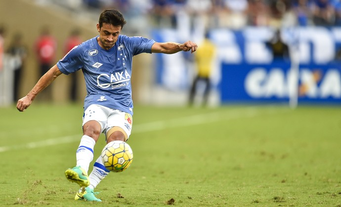 Robinho; Cruzeiro (Foto: Juliana Flister/Light Press)