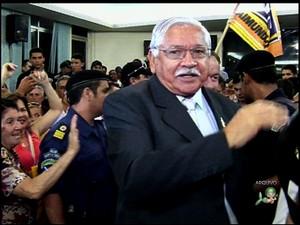 Raimundão, prefeito de Juazeiro do Norte (Foto: TV Verdes Mares/Reprodução)