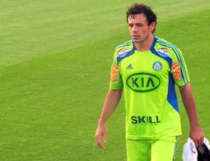 Roman, Palmeiras (Foto: Diego Ribeiro / Globoesporte.com)