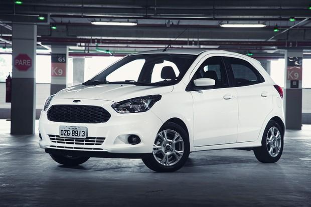 Ford Ka Foto Fabio Aro Autoesporte