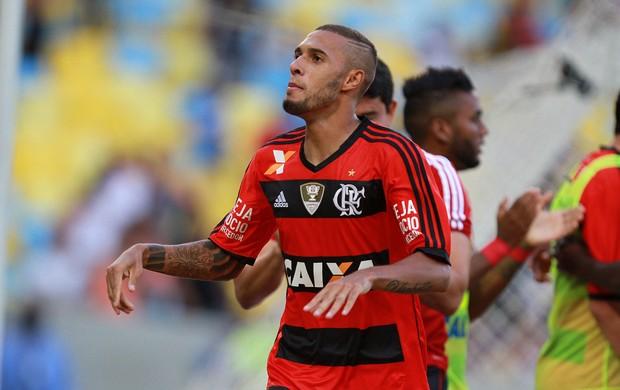Paulinho Vasco x Flamengo (Foto: Alexandre Vidal)