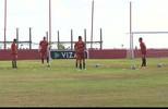 Com dúvidas no time, Campinense faz último treino antes da viagem para Recife