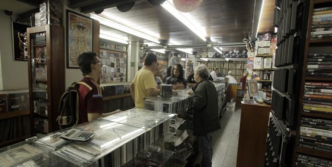 minha loja de discos - so paulo (Foto: divulgao)