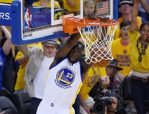 Golden State Warriors x Cleveland Cavaliers final da NBA jogo 5 Green (Foto: Getty Images)