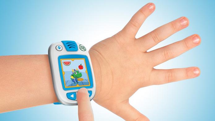 Leapband é voltado para crianças de 4 a 7 anos (Foto: Divulgação/Leapfrog)