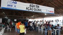 Confira a galeria com as fotos do evento em Campina Grande (Juliana Miranda/TV Cabo Branco )