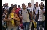 Paysandu desembarca com apoio da torcida e jogadores falam de clássico