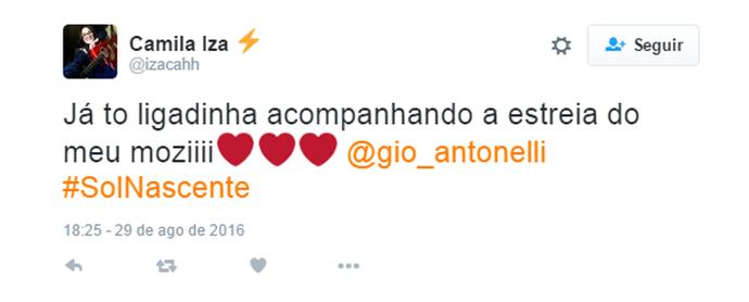 Internautas elogiam Giovanna Antonelli (Foto: Reprodução)