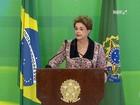 Dilma diz que votação foi 'golpe' e partidos emitem nota de repúdio