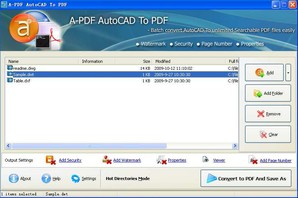 autocad to pdf download