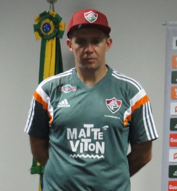 Fluminense; Eduardo Baptista (Foto: Fernando Freire)