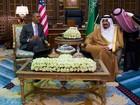 Obama chega à Arábia Saudita em clima de tensão com aliado do Golfo