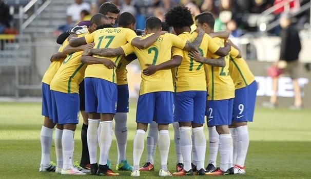 Seleção Brasileira enfrenta o Equador na Copa América (Foto: CBF)