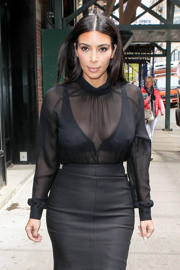 Kim Kardashian (Foto: AKM GSI)