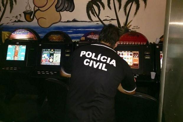 7ddccdd60 Bingo que havia reaberto com suposto amparo judicial foi alvo de operação  em Porto Alegre (