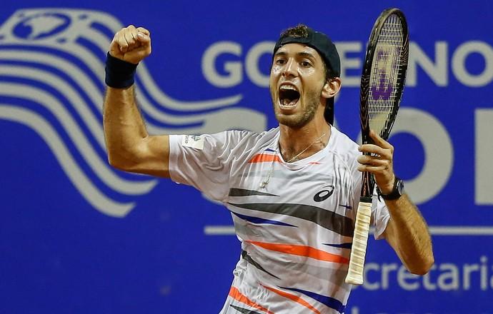 Guilherme Clezar Challenger Finals São Paulo semifinal (Foto: Marcello Zambrana/Divulgação)
