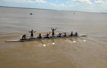 Paysandu vence a terceira regata  do Campeonato Paraense de Remo