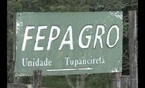 Área em Tupanciretã,RS foi devolvida para o município que já tem projeto para comunidade (Reprodução/RBS TV)
