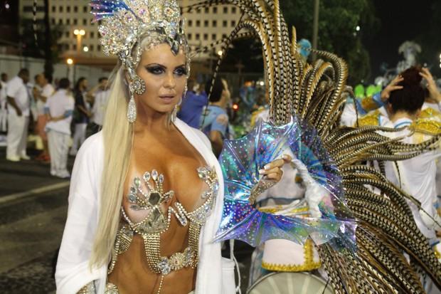 Veridiana Freitas  (Foto: Agnews)