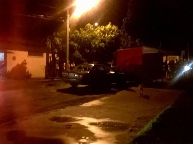 Caso foi no Núcleo Octávio Rasi (Foto: Reprodução/TV TEM)