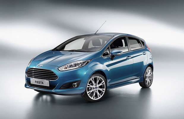 Ford Fiesta 2013 global (Foto: Ford)