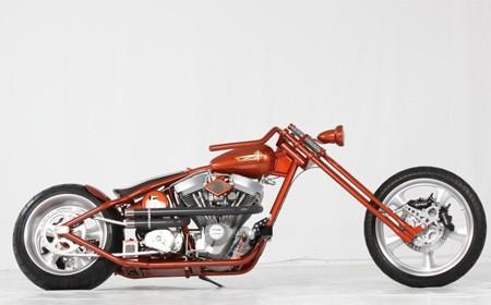 Mundial; customização; Thunderbike; motos; Moore Customs  (Foto: Onno Wieringa/Frank Sander/Divulgação)