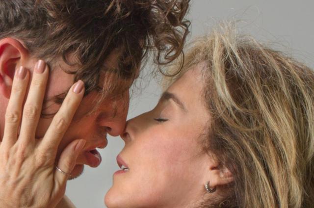 Johnny Massaro e Deborah Evelyn (Foto: Divulgação)