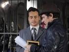 Rodrigo Andrade filma curta de suspense