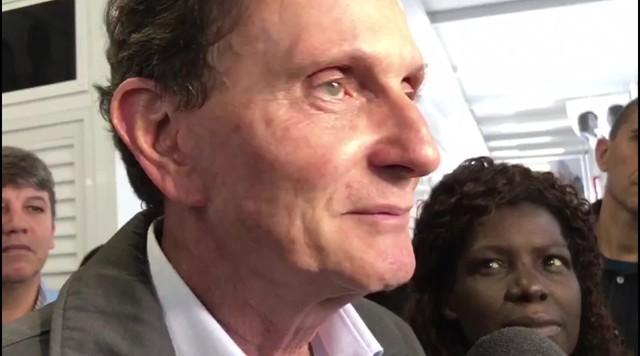 Crivella diz que foi Rio passou no teste: 'Não houve vítimas'