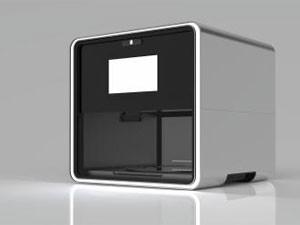 Impressora 3D de comida Foodini (Foto: Divulgação/Natural Machines)